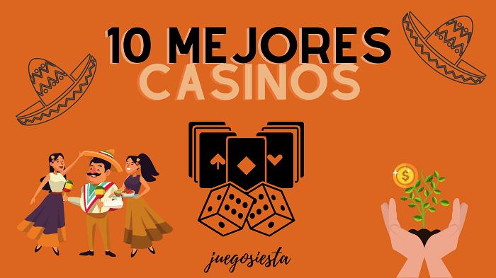 10 mejores casinos online del mundo