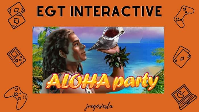 aloha party egt
