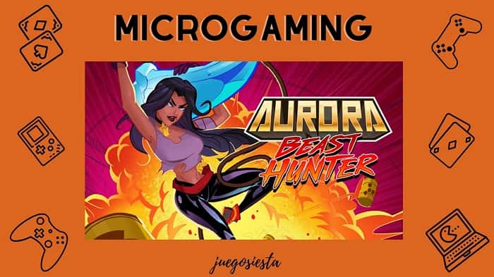 aurora beast hunter microgaming