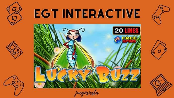 lucky buzz egt