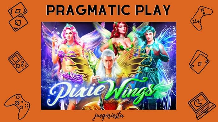 pixie wings pragmatic play