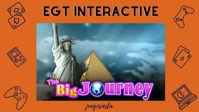 the big journey egt