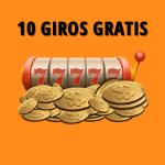 10 giros gratis