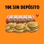 10 euros sin deposito