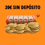 20 euros sin deposito