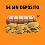 5 euros sin deposito